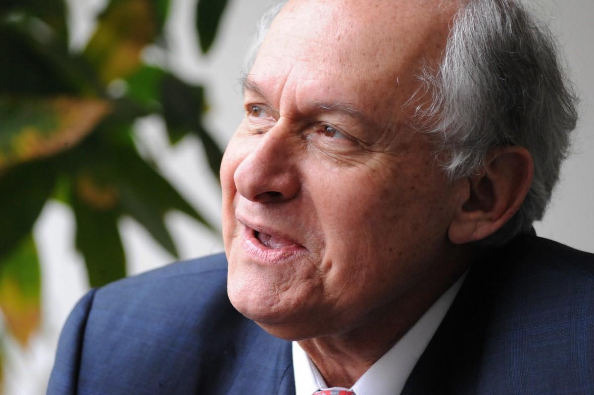 Manuel Elkin Patarroyo. | J.G.