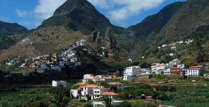Prohíben hacer fuego en zonas de monte de La Gomera