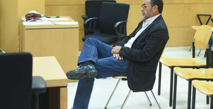 El guardia civil  José Manuel Rodríguez, absuelto del delito de tráfico de influencias