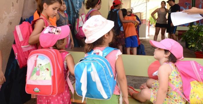 Las escuelas infantiles municipales abren por primera vez todo el verano