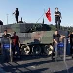 Turquía intento golpe 2016