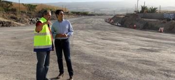 El ramal de Fonsalía que conectará el anillo con la costa se abrirá en noviembre