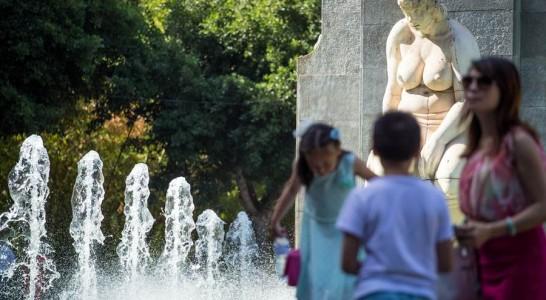 El parque García Sanabria se convierte en el eje central de la nueva edición de Plenilunio