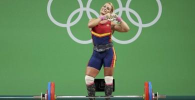 Lidia Valentín medalla de plata en Pekín 2008 tras nuevos casos de dopaje