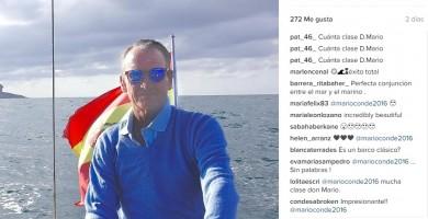 Así son las vacaciones de Mario Conde, un mes después de salir de prisión