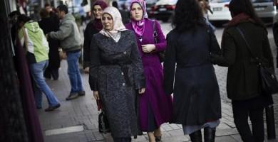 Los conservadores alemanes quieren la prohibición parcial del velo islámico