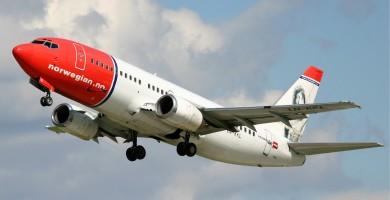 Norwegian lanza vuelos a 69 euros entre Barcelona y EEUU