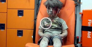 El hermano mayor del pequeño Omran no logra sobrevivir al ataque