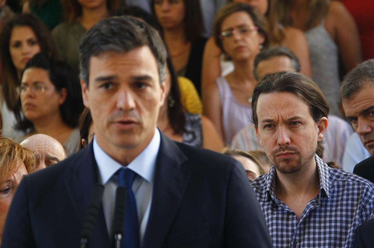 El PSOE sigue en su