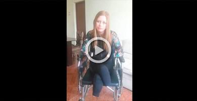Una joven peruana ingresa en el hospital por cálculos renales y sale sin manos ni pies