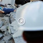 Terremoto en Italia   FOTO: REUTERS/Stefano Rellandini