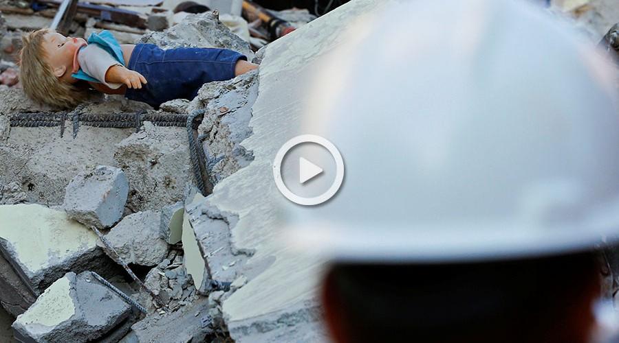 Una española entre los 241 muertos en el terremoto en el centro de Italia