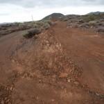 Terrenos en Atogo (granadilla) donde está prevista la construcción del Circuito del Motor de Tenerife. FRAN PALLERO