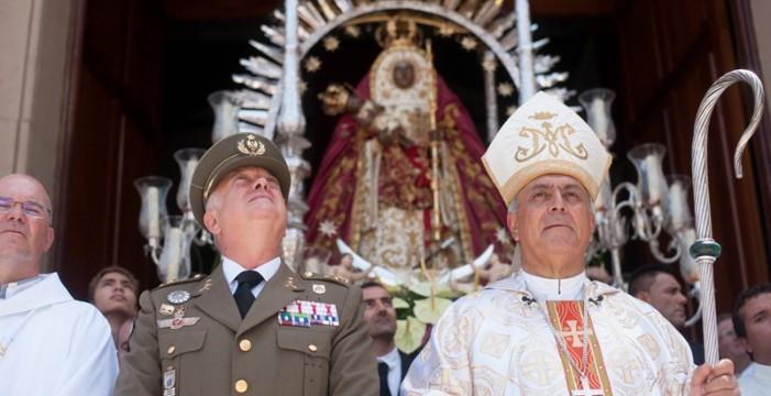 La Virgen atrae a más peregrinos