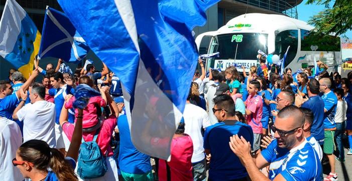 El CD Tenerife supera los 4.500 abonados para la próxima campaña