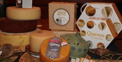Canarias estará presente en el World Cheese Awards y el International Cheese Festival 2016