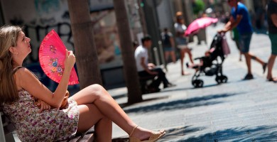 Sanidad aconseja prevenir los efectos adversos del calor el fin de semana