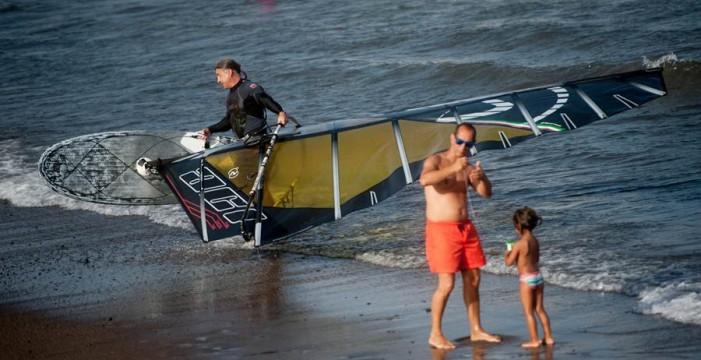 La bahía de El Médano dispondrá de un balizamiento pionero en España
