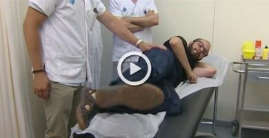 Recupera la movilidad tras un implante de tejido muscular de la espalda en el glúteo