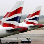 Aviones de una compañía británica.  / DA