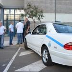 Las personas que superen la prueba deben ejercer como taxistas en los siguientes cinco años. / S. M.