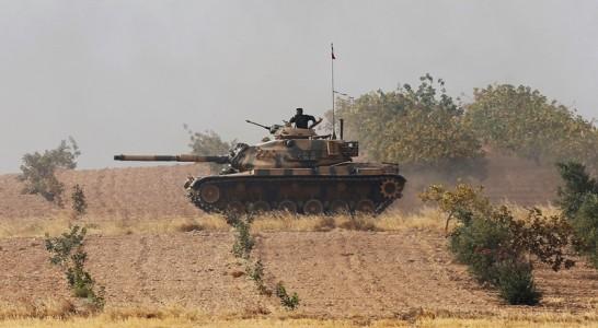 Los rebeldes sirios apoyados por Turquía siguen su avance hacia el sur tras tomar Jarablus