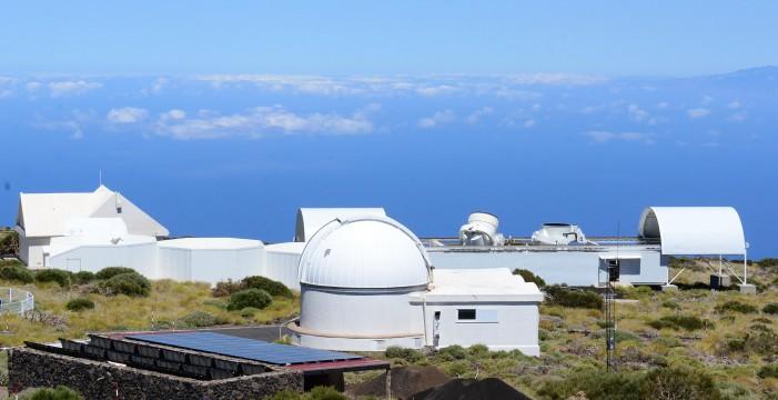 El observatorio de Izaña detecta niveles récord de gases invernadero durante 2018