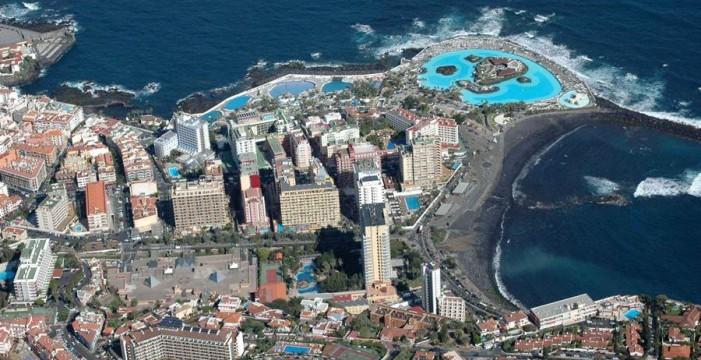 Las pernoctaciones hoteleras suben 1,58 % en octubre en Canarias