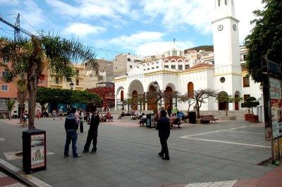 La procesión del Carmen en Los Cristianos se hará como le solicitó  la comisión de fiestas y Cofradía al Ayuntamiento