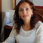 Olivia Delgado, portavoz del PSOE / DA