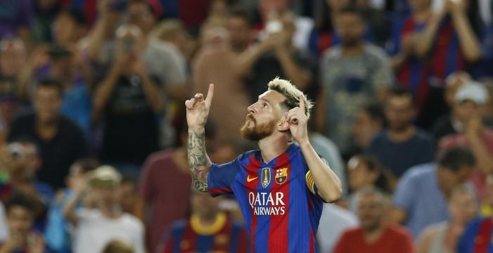 El Barça empieza a lo grande
