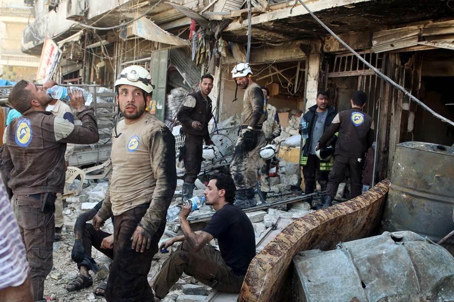La Onu Suspende La Entrega De Ayuda En Siria Tras El