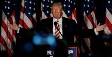 El equipo de Trump plantea abandonar su compromiso con la ONU para evitar los acuerdos contra el cambio climático