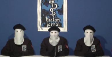 ETA censura que no se haya alcanzado un acuerdo como el de las FARC
