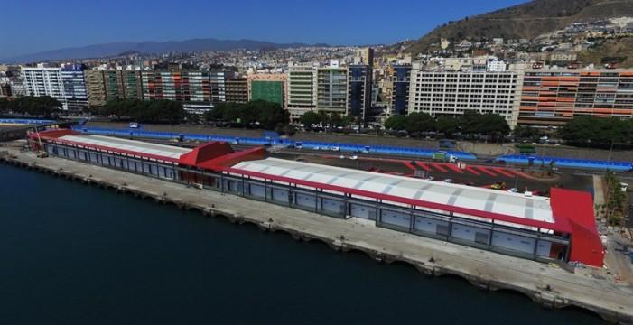El puerto de Tenerife, nominado entre los tres mejores del mundo para el tráfico de cruceros