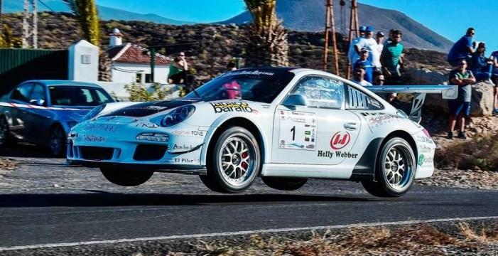 79 equipos en el XXVI Rally Villa Histórica de Granadilla
