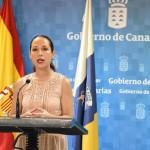 Patricia Hernández, vicepresidenta del Gobierno de Canarias | FOTO: Carlos González