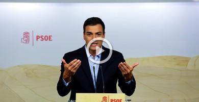 Pedro Sánchez reta a presentarse a quien tenga un proyecto mejor