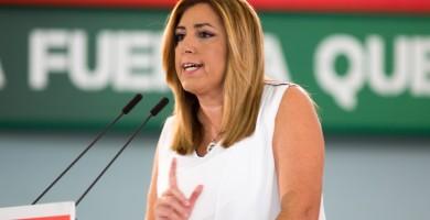 Susana Díaz, presidenta de la Junta de Andalucía | EUROPA PRESS