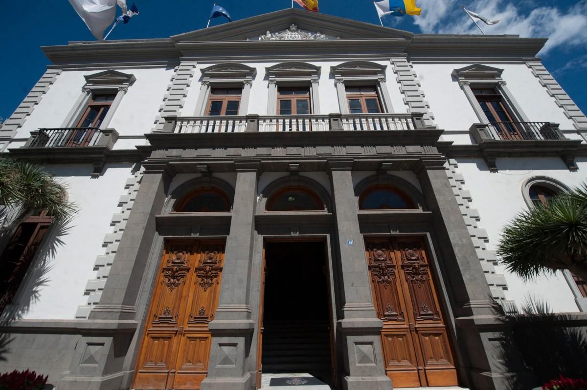Ayuntamiento de Santa Cruz de Tenerife. / Fran Pallero
