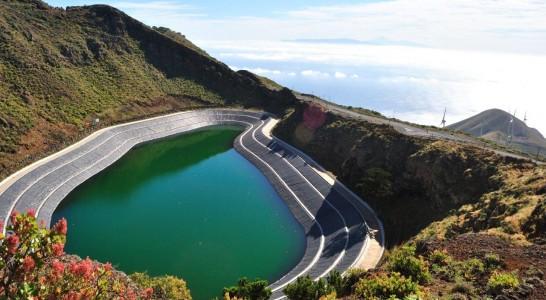 El Cabildo exige al Estado impulsar la central hidroeléctrica en tres meses