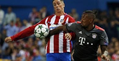 El Atlético de Madrid se come al poderoso Bayern