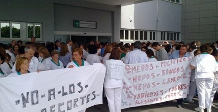 Intersindical Canaria llama a la desobediencia laboral  en la sanidad regional