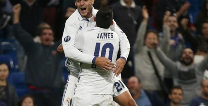 El Real Madrid gana en el 94′ (2-1)
