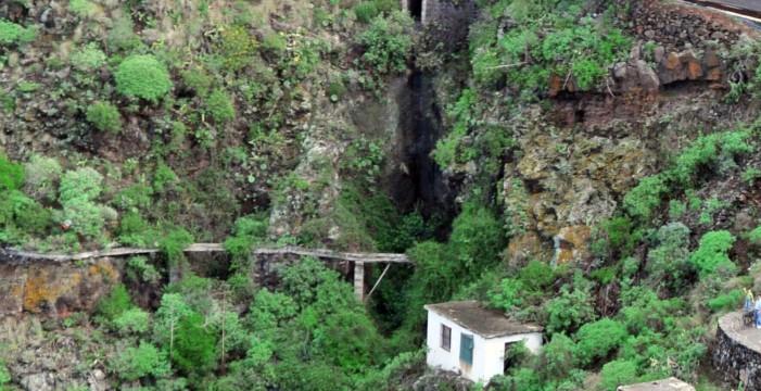 Iniciativa institucional histórica para rehabilitar la Cueva de Bencomo