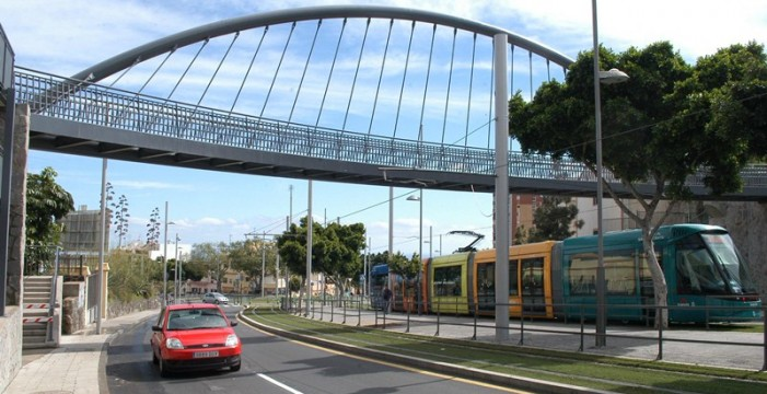 Destinan 108.000 euros a renovar la imagen de la avenida Príncipes de España