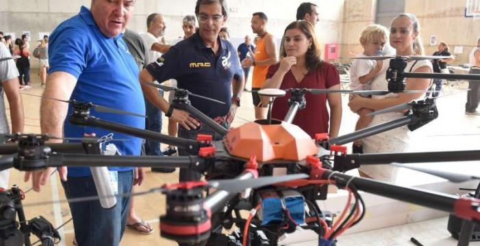 Drone Festival 'vuela' desde hoy tras el éxito del año pasado