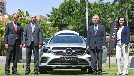 Mercedes GLC Coupé: lo mejor de un SUV compacto con una estética deportiva