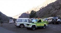 Reclaman al Gobierno una justa compensación por el Parque Nacional