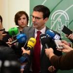 Francisco Cuenca, alcalde de Granada | FOTO: EUROPA PRESS